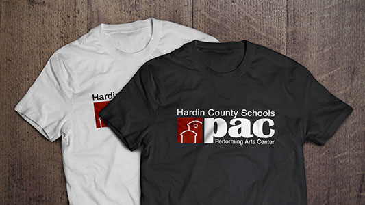 PAC T-Shirt at the PAC gift store